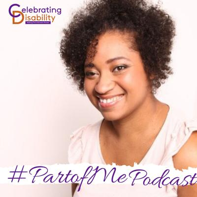 Esi Hardy hosts #PartofMe – a peer interview podcast.  Once a month, Esi invites a guest to share their experiences of how they manage their disability in the workplace. Helping everyone to develop disability confidence and inclusion in the workplace for disabled people.  Workplaces are varied; from mediator couches to the tennis court and everything in between.  As well as stimulating debate and discussion, the podcast offers advice and tips for managers and disabled people alike. Search: PartofMe Podcast #PartofMe Podcast is released on the first of the month and is available on all major podcasting apps.  Including: Apple Podcasts, Spotify and Stitcher.  If you would like to be part of this important conversation or have any questions resulting from anything you hear on an episode, please contact Esi at esi.hardy@celebratingdisability.co.uk