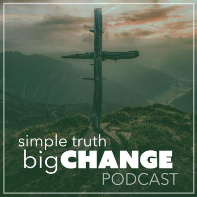 This is where we read and explore the simple and powerful truth of the Bible. This simple truth leads to big change in our lives. Each episode focuses on a different verse or topic, and we dig into the background of the text. We keep it simple...and God does big things.