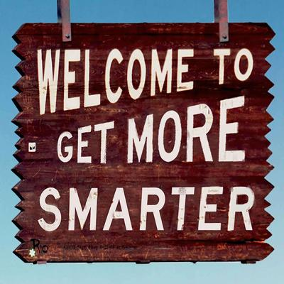 The Get More Smarter Podcast