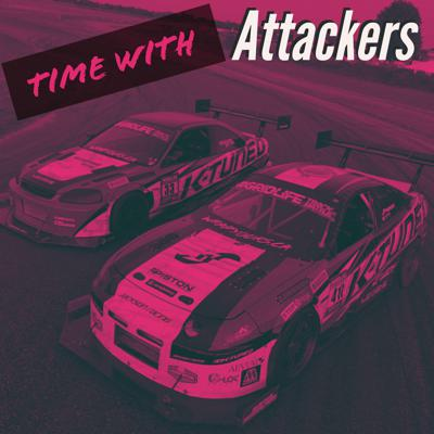 Spend some time with Chris Boersma and James Houghton as we delve into what makes Time Attackers tick. We'll be interviewing some of Time Attacks fastest drivers and best builders as we try to figure out why we all love this fantastic sport.