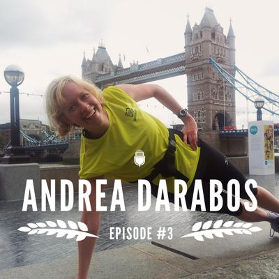 Cover art for Episode 3: Happiness is the new rich - Andrea Darabos on the overlap between happiness in our work and personal lives