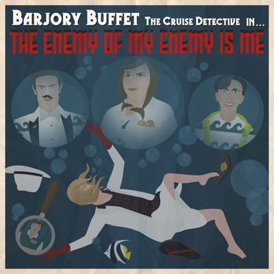 Cover art for The Enemy of My Enemy Is Me