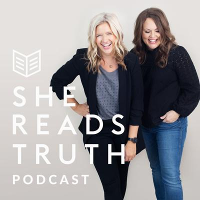 We know reading the Bible every day can be hard. It's easy to feel stuck, lost, or unsure where to start. We get it. We've been there too. Our hope for this podcast is that it will serve as a complement to our reading plans, to encourage you on your commute to work, while you're out for a walk, or at home making dinner. God's Word is for you and for now. That's why our community is here and always open to you.