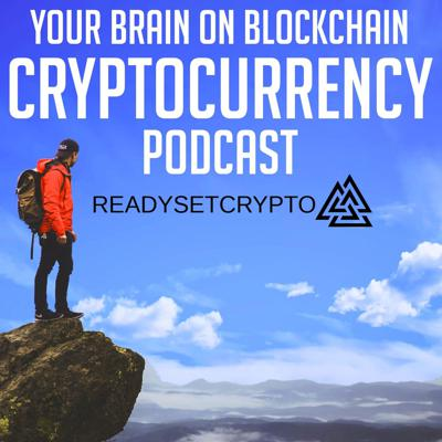 Join us on the ReadySetCrypto Podcast, the weekly show dedicated to giving you a behind-the-scenes view from the movers and shakers in the CryptoCurrency space.