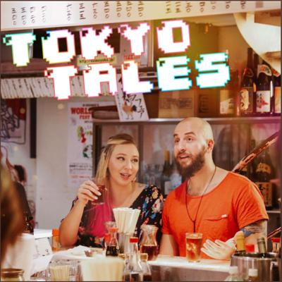 We're Simon and Martina.  We run a YouTube channel where we travel around Japan and the world.  There are some stories we can't film.  For those, we'll share our Tokyo Tales.