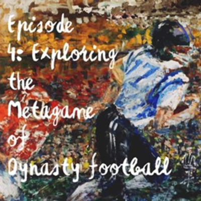 Cover art for Exploring the metagame of Dynasty Football