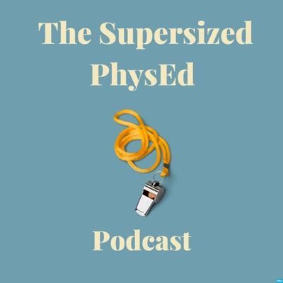The Supersized Physed Podcast is dedicated to providing new ideas, activities and inspiration to our physical education field. Each week a new episode about various physed topics comes out, sometimes with a guest, sometimes it's just me! My goal is to offer inspiration to all sized PE groups, but especially to large groups grades K-5.Our Around the Horn Health and Physed podcast is an ESPN-style show in which panelists answer questions for points in a set amount of time. A winner is declared at the end of each show!