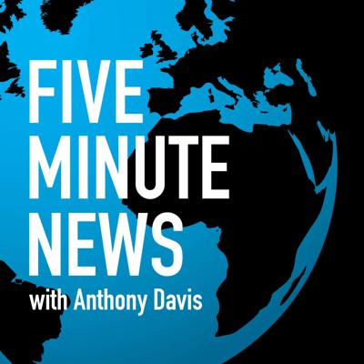 The daily newscast that matters, covering politics, inequality, health and climate - delivering unbiased, verified and truthful world news, daily. Listen with your preferred podcast app, streaming service or smart speaker. You can also enable Five Minute News as your Amazon Alexa Flash Briefing skill.