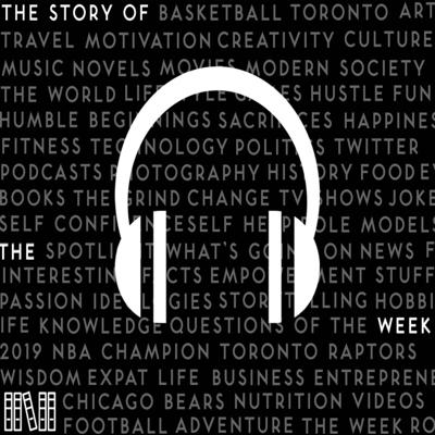 This podcast is an insightful look at the current stories of the week in a way that isn't just news jargon. It gives you the full story for so you can make your own decisions. Things that range from sports, politics, and the growth of society. The podcast will also have tips, tricks, and advice for the average struggling creative - we've all been there. So tune in every Thursday for The Story Of The Week.