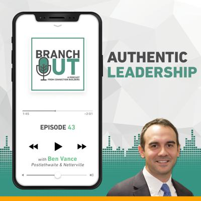 Cover art for Authentic Leadership - Ben Vance