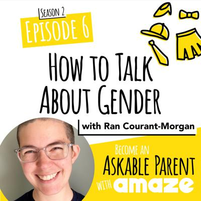 Cover art for How To Talk About Gender
