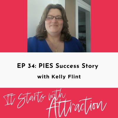 Cover art for PIES Success Story with Kelly Flint