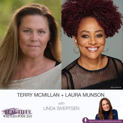 Cover art for Terry McMillan & Laura Munson: The Sisterhood of the Traveling Novelists