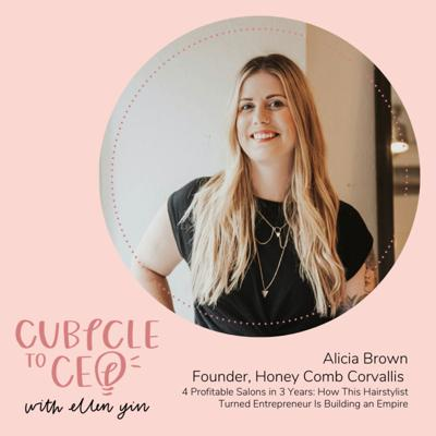 Cover art for 4 Profitable Salons in 3 Years: How This Hairstylist Turned Entrepreneur Is Building an Empire