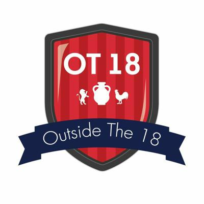 Cover art for Ep #92- A Conversation with ESPN's Caught Offside Co-Host JJ Devaney