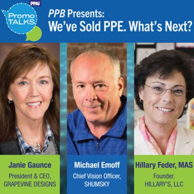 """Cover art for PPB Presents: """"We've Sold PPE. What's Next?"""
