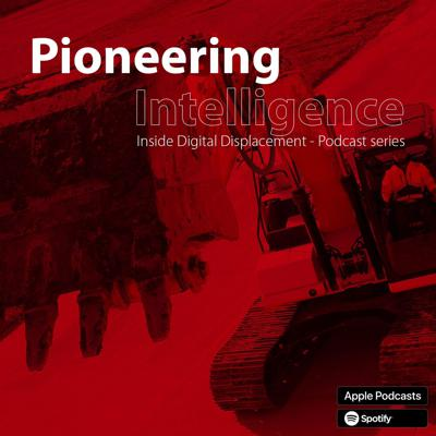 Welcome to inside Digital Displacement.  Tune in each week as we take you on a journey of Pioneering Intelligence. A series of podcasts providing you insight into hydraulic innovation through the eyes of experts.
