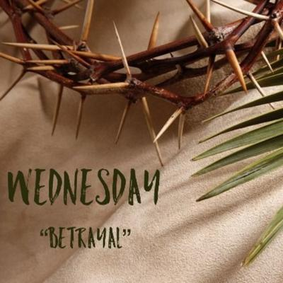 Cover art for Holy Week Wednesday