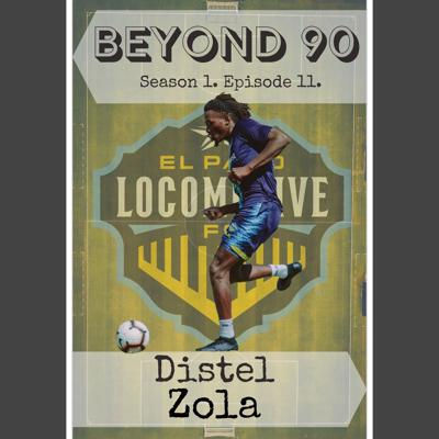 Cover art for Beyond 90: Distel Zola