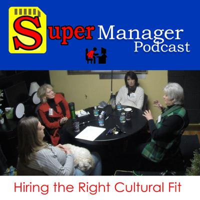 Cover art for SuperManager:  Hiring a Cultural Fit