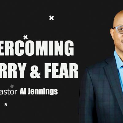 Cover art for Overcoming Worry and Fear