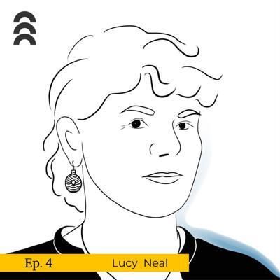 """Cover art for Lucy Neal : """"Artists are foundational to the systemic change needed in every sphere of our lives"""""""