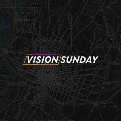 Cover art for Vision Sunday 2021