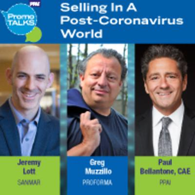 Cover art for PPB Presents: Selling in A Post-Cornavirus World