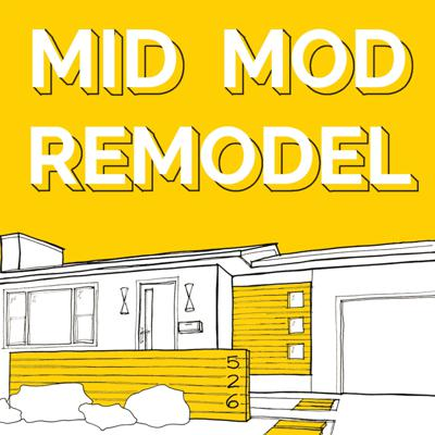 Do you live in a Mid-Century Ranch?  Are you curious about an MCM house and wondering what it would take to renovate?  Or are you just a fan of all things Mid-Century Modern?  Mid Mod Remodel is the podcast where you learn how to match a mid-century home to your modern life. Your host, Della Hansmann is an architect who helps people remodel their Mid-century homes and mid mod homeowner fixing up1952 ranch.  Learn what makes mid-century homes great, the common elements of MCM homes that nearly always need updating, and how any homeowner can plan the mid-century remodel of their dreams.