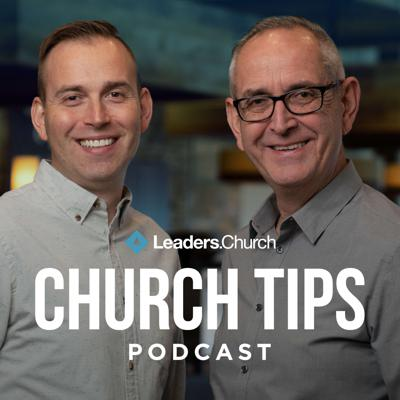 Church Tips is the daily show designed to give ministry leaders and pastors practical ideas and strategies they can use to get better, break barriers, and grow the church. Hosted by Dick Hardy and Jonathan Hardy, Co-founders of Leaders.Church.