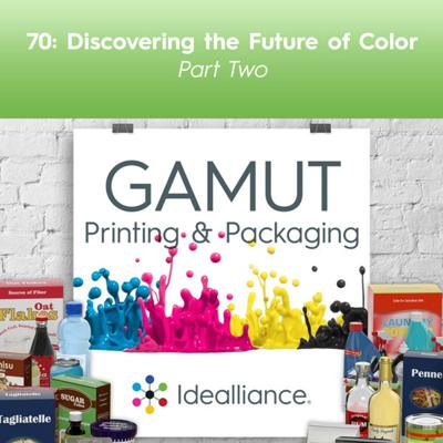 Cover art for 70: Discovering the Future of Color – Part Two