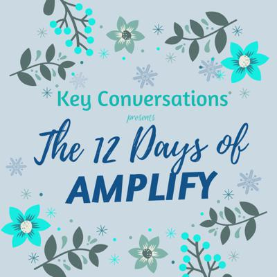 Cover art for 518: The 12 Days of AMPLIFY Wins [Day 11, session #2] Mariana Kurko