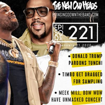 Cover art for NOH 221 | Timbaland Dragged for Sampling, Lil Wayne's Pardon, Bow Wow's Covid Concert