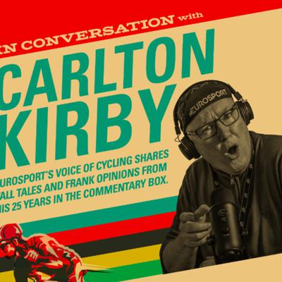 Carlton Kirby's Cycling Lock-In