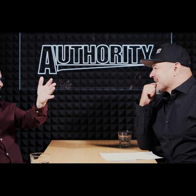 Cover art for EP#005 Authority Nation - Paul Thompson