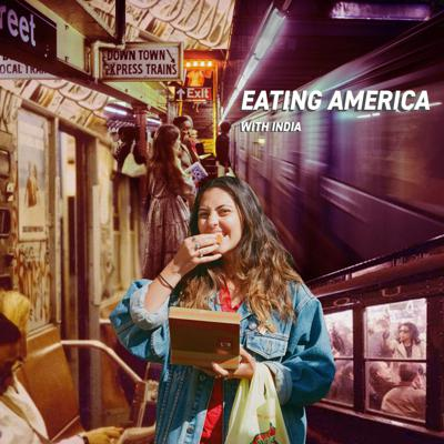 Eating America with India