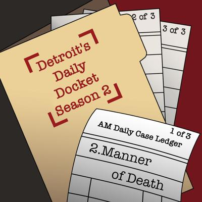 Cover art for Manner of Death