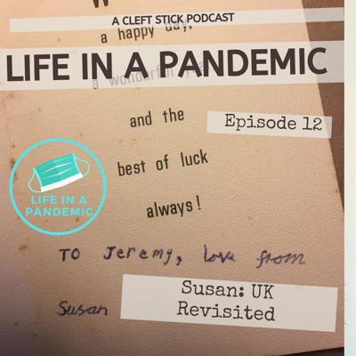 Cover art for Susan: UK Revisited