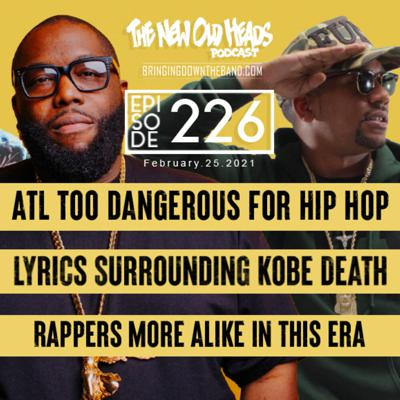 Cover art for NOH 226 | Meek Mill's Raps About Kobe's Death, The Fat Boys, Atlanta's Recent Violence
