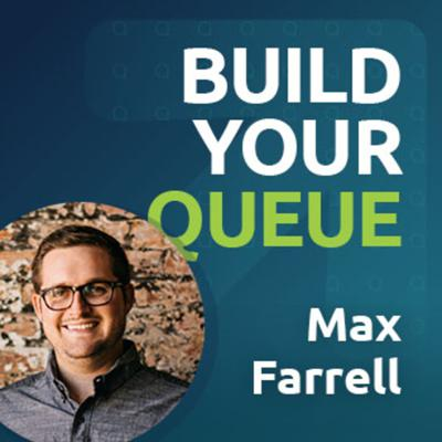Cover art for Public Speaking for Acquiring Customers, with Max Farrell, CEO, Workhound