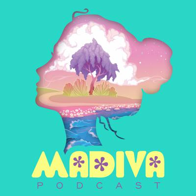 Cover art for MADIVA PODCAST - JOHN OSBORNE HUGHES ON THE ART OF THE SPIRITUAL PSYCHOLOGY OF ( VOICE ) ACTING AND MMMORE