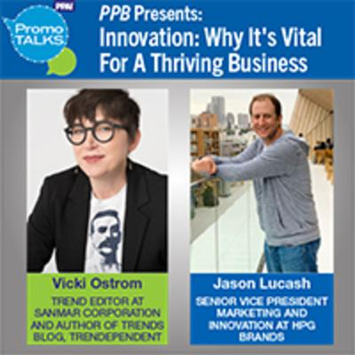 Cover art for PPB Presents Innovation: Why It's Vital For A Thriving Business
