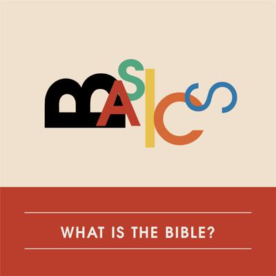 Cover art for What is the Bible?