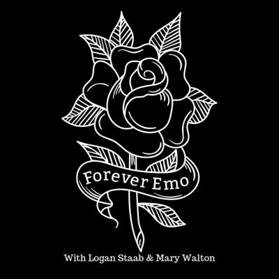 Mary Walton and Logan Staab are 2 best friends who love any and all things emo music. Join them as they talk and laugh about what's going on in the emo music world!