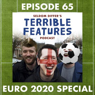 Cover art for Episode 65: EURO 2020 Special