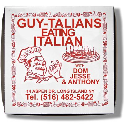 Join Dom, Jesse, and Anthony- 3 Italian dudes from Long Island, NY who get together over home-cooked meals, and record LIVE from their favorite Italian spots in New York to discuss growing up/eating Italian on Long Island. NEW EPISODES EVERY TUESDAY!