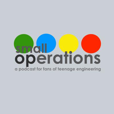 An unofficial podcast for fans of Teenage Engineering featuring artists, news, tips and tricks, etc.  Hosted by FLDPLN.