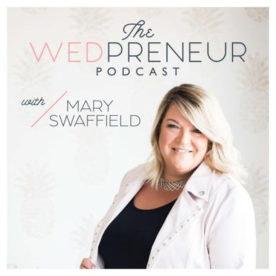 The Wedpreneur Podcast is brought to you by the Wedpreneur!  Join host Mary Swaffield each week as she interviews wedding industry experts, business experts, and wedding pros who are in the thick of it! Listen for in-depth insights and step-by-step training episodes designed to help wedding professionals build profitable and sustainable businesses.   * To apply to be on the show, please visit www.thewedpreneur.com/podcastguest  * For shownotes and information on each episode, visit www.thewedpreneur.com/podcast  * For questions or comments, email our podcast team at podcast@thewedpreneur.com