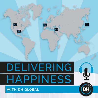 Cover art for Happiness Around The World!   DH Spain, DH Egypt, and DH Mexico