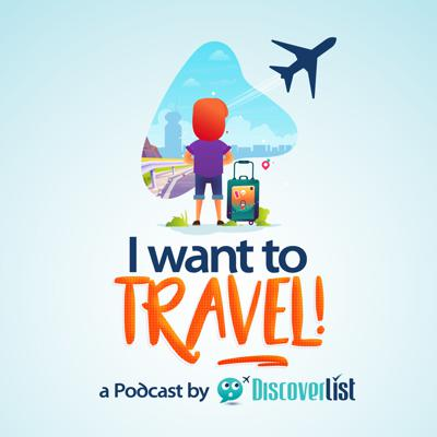 Travel has paused but travelers are anxious to get back to it. The travel app, Discoverlist, brings you this podcast and chats with companies in the travel industry, airline companies and travelers just like you! Tell us what your experience has been during this travel pause. For anyone and everyone who has the travel bug- Let's chat travel!!